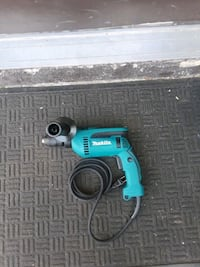 blue and black Makita corded power drill San Jose