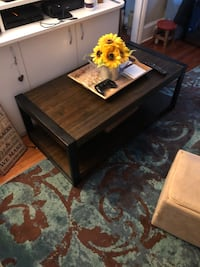 3 Piece Coffee & End Table Set