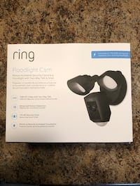 Ring Floodlight Security Camera!(New)