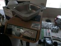 Small Stainless steel Sink Henderson