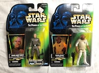 Vintage Star Wars figures Virginia Beach, 23452