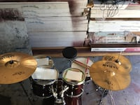 5pc SP drumset