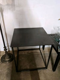 Steel side table Asheville, 28806