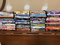 Over 60 Dvds for sale Clayton, 27527