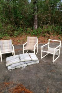 PVC Patio Chairs Southport, 28461