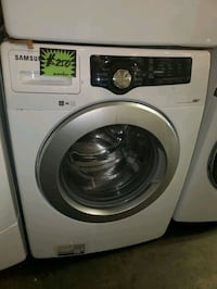SAMSUNG front load Washer working perfectly  Baltimore, 21223