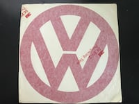 Large Volkswagen Decal Sandston, 23150