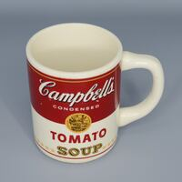 Vintage Collectible Campbell's Tomato Soup Coffee Mug - Made In USA Fort Edward, 12828