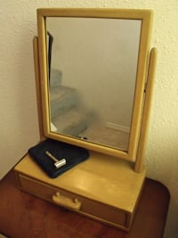Vanity Mirror...lovely Vintage  Surrey