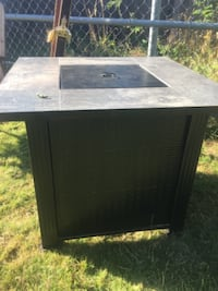 Propain fire pit like new  Langley