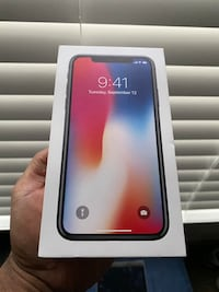 AT&T iphone X