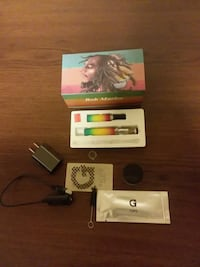 Bob Marley vaporizer pen with box Bladensburg, 20710