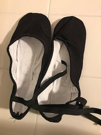 black and white leather bag Vancouver, V5K 2E7