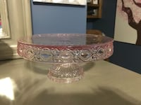 clear cut glass bowl with lid Phenix City, 36877