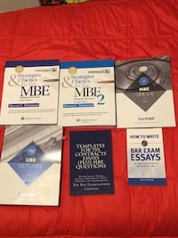 Bar exam study books Point Lookout, 11569