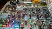 35 boxes of KISS figures (full sets) FIRM PRICE  Toronto
