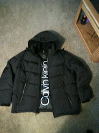 Calvin Klein winter coat L