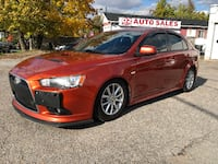 2009 Mitsubishi Lancer Ralliart/AWD/Turbo Charged/Automatic/AS IS Special Scarborough, ON M1J 3H5, Canada
