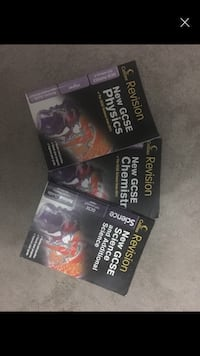 three Revision New GCSE Physics books screenshot Doncaster, DN9 3GS