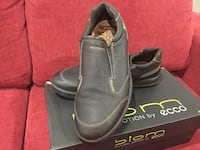 NEW MENS ECCO GENUINE LEATHER SLIP ON CASUAL BROWN SHOES Mississauga, L5R 3V4