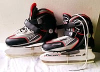 New Carver ice skating shoes Toronto, M5A 3X2