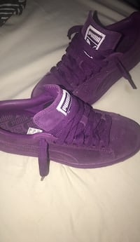 Shoes sparkle purple puma Riverdale, 20737