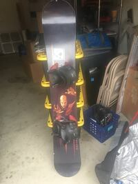 Snowboard Fort George G Meade, 20755