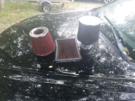 High performance washable air cleaners