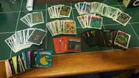 Vintage video game cards  Concord, 94521