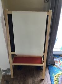 Chalkboard easel with roll of paper Barrie, L4N 5S8