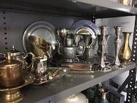 So many amazing vintage antique pieces of wonder. I can barely get myself to part with any of it. Folsom, 95630