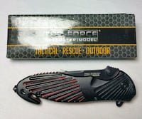 TAC Force Midnight Sun Assisted Opening Folder Eatontown, 07724