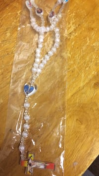 Rosary sLife of Christ with picture details  Akron, 44302