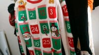 Christmas sweater Toronto, M6P 4B2
