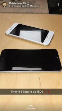 Iphone 6 16gb  Saint-Denis, 93210