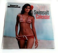 2003 Sports Illustrated Calendar 16 pages Toronto, M6M 1T1