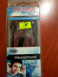 Headphone x-8600