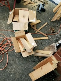 Wood for projects, firepit, camping