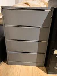 Lateral Filing Cabinets (each)