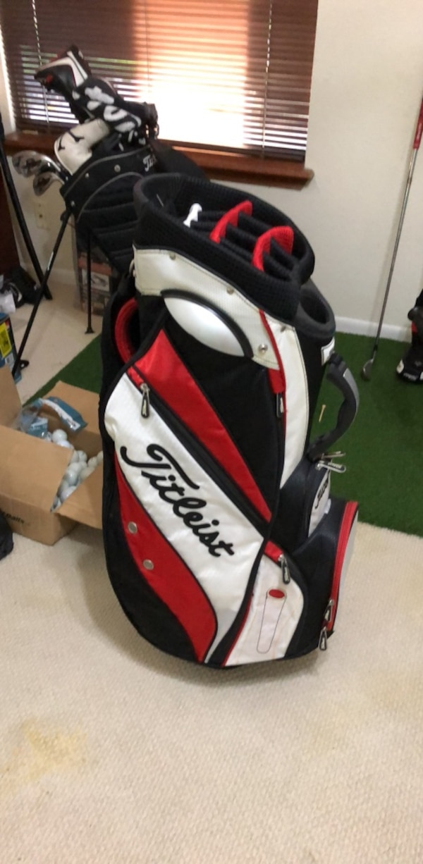 Golf Bags For Sale >> Used Awesome Golf Bag For Sale In Spring Letgo