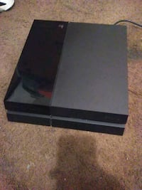 black Sony PS4 game console Clarksville, 37040