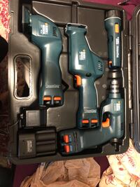 Black and decker cordless hand drill and impact wrench Hampton, 23663