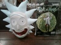 Rick Sanchez from Rick & Morty for Halloween