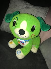 leapfrog dog tells 5 different storys and different sounds Rotherham, S62 5HY