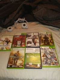 assorted Xbox 360 game cases Jackson, 38301