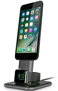HIRISE DUET IPHONE/APPLE WATCH DUAL CHARGING STAND Coquitlam, V3K 6W2