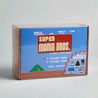 Super Mario Bros - Mystery Loot Box * New Sealed * Vancouver, V5R 2C1