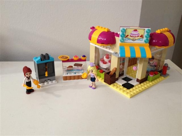 Lego Friends Downtown Bakery #41006