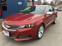 2015 Chevrolet Impala 4dr Sdn LTZ w/2LZ GUARANTEED CREDIT APPROVAL! Des Moines