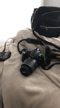 Nikon D300 camera with bag Aldergrove, V4W